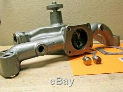 1949 To 1954 Cadillac 331 C. I. V8 Modern Rebuilt Water Pump 1954 Dynaflow Outlet