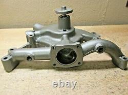 1949 To 1954 Cadillac 331 C. I. V8 Modern Rebuilt Water Pump 1954 Dynaflow Outlet