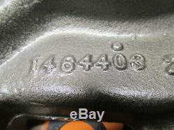 1956 Cadillac 365 C. I. V8 Fresh Modern Rebuilt Water Pump O. E. M. 1464403 G. M USA