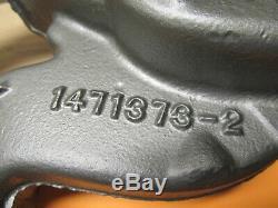 1959 1960 1961 1962 Cadillac 390 V8 Modern Rebuilt Water Pump O. E. M. 1471373 G. M