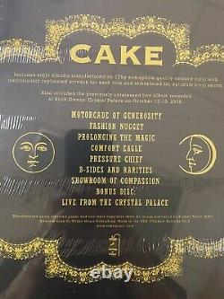 2014 RSD Cake Color 175g Vinyl 8 LP Box Set Sealed Made in the USA