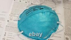 20pack, Niosh Face Seal N Grade 95,3M, Made U. S, Hepa Filter. Fit Adult, Teen, Unisex