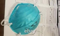 20pack, Niosh Face Seal N Grade 95, Made U. S, 3M Hepa Filter. Fit Adult, Teen, Unisex