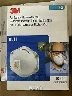 3m3m3m@sks 8 Boxes Of 10 #n. 9.5 Grade 80 Count 1 Case Factory Sealed Made U. S. A