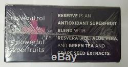 4 BOX RESERVE JEUNESSE-Resveratrol Antioxidant Blend HALA-Sealed Box. MADE USA