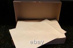 500 Tyvek 10 x 15 Peel N Seal White Envelopes 14 Lb Open End MADE IN USA