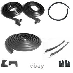 64-65 GM A Body Convertible Weatherstrip Seal Kit 10 Pieces USA Made New