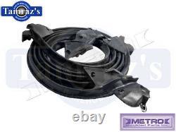 73-7 GM A Body Front Door Weatherstrip Seals 4 Door Hardtop Metro LM12Z USA MADE