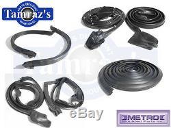 76-8 GM F Body Hurst T-Top T Top Weatherstrip Seal Kit 1st Design USA MADE Metro