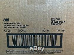 8210 Case 8 boxes 160 pc total (Manufacturer Sealed) Made/shipped in USA