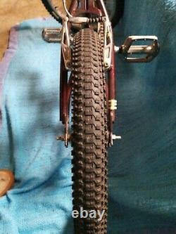 90's POWERLITE BMX Rare-GT Piston-Profile sealed 3pc Cranks-CPR-S&M-MADE IN USA