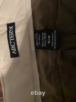 ARCTERYX LEAF Sphinx Combat Pants medium Made in U. S. A. NSW SEAL SOF Devgru CAG