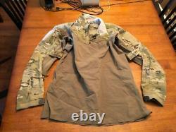 ARCTERYX LEAF Sphinx Combat Shirt Large Made in U. S. A. NSW SEAL SOF Devgru