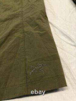 ARCTERYX LEAF Sphinx Combat Shirt Medium Made in U. S. A. NSW SEAL SOF Devgru