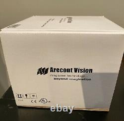 ARECONT VISION AV2256DN CAMERA OUTDOOR DOME 1080P WDR 3.4-10 MM Sealed USA Made