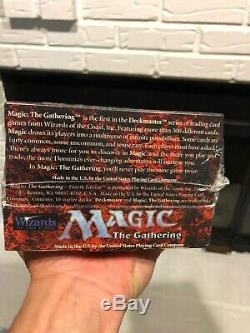 Alternate 4th Edition Sealed Starter Deck MTG 1995 Magic New Made in the USA