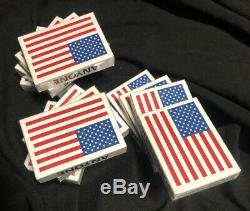 Anyone Worldwide Souvenir USA Playing Cards New deck. Rare. Only 400 MADE SEALED