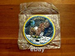Apollo 11 1969 Lions Brothers Made In The USA Original Sealed Patch Rare