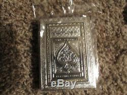 Arabesque Playing Cards Silver Edition By Lotrek New Sealed USA Seller 160 Made