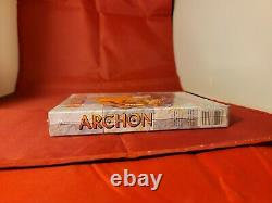 Archon Nintendo NES New Sealed with hang tab 1984 made in Japan