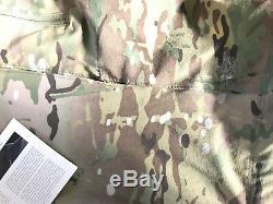 Arcteryx Combat Jacket Mens Large Multicam Crye USA Made Sof Socom Seals Devgru