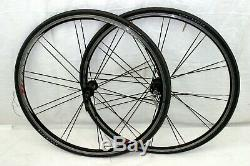 Bontrager 700c Racing Wheelset 622x14 Bladed Sealed Bearings Made in USA Cahrity