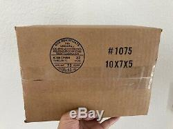 Box of 10 N%95 8511 Pro New Unopened From Sealed Case Made in USA Exp 09/2023
