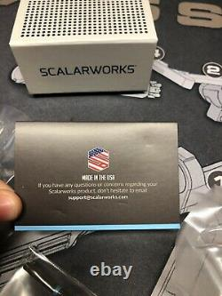 Brand New Sealed Scalarworks Peak Front & Rear Iron Sight Set SW1000 Made In USA
