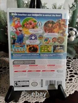 Brand new Mario Party 9 Wii 100% Authentic made in USA Sealed