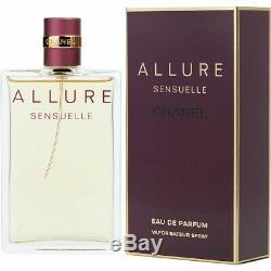 Chanel Allure Sensuelle 3.4oz Eau de Parfum Spray USA Made in new box sealed