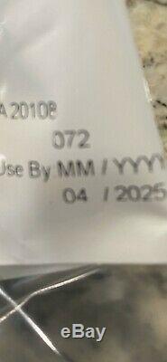Cool Flow 3M 8233 Made In America N100 NIOSH / Individual Sealed Exp 04/2025 USA