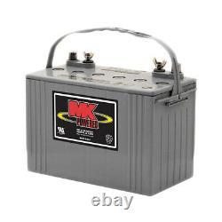 Deka MK 8G27 Battery, Sealed GEL Cell Group 27 12V 88AH, Made in USA