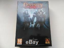Divinity Original Sin Collector's Edition FACTORY SEALED! Only 3000 made