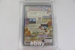 Dokapon Kingdom Playstation 2 PS2 WATA 9.8 Sealed A++ Made in USA Atlas