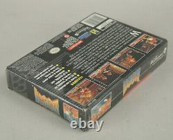 Doom Super Nintendo SNES Brand New Factory Sealed 1995 Williams Id Made in Japan