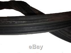 Door Rubber Weatherstrip Seal Pr 1947-62 Studebaker Champion USA Made