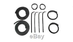 Door Seal Kit for 1967-1970 ford F-100 F-250 F-350 10pc Made in USA