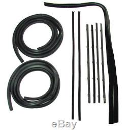 Door Seal Kit for 1967-1972 Chevrolet GMC Multiple Models 10pc Made in USA