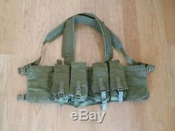 EAGLE INDUSTRIES, MULTI PURPOSE CHEST RIG, MJK, MADE IN USA, SF/CAG, NSW SEALs