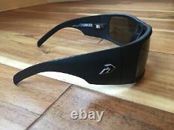 EUC Mens Gatorz Sunglasses Black Made In USA Navy Seals