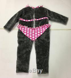 Female Bikini Seal Mascot Costume Small Made in the USA Marylen Costumes