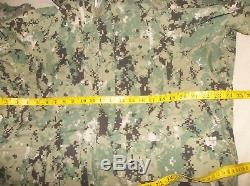 GEN III LEVEL 6 Gore-tex Parka Jacket Coat USA Made AOR2 USMC SEAL Med Regular