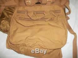 Granite Tactical USA MADE Gear Chief Patrol Pack Backpack Coyote USMC SEAL Large