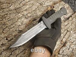 Hand Made Usn Mk3 Knife By Mark Mccoun USA Navy Seal
