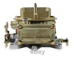 Holley Universal Four Barrel Carburetor With Square Bore Flange Bolt Pattern