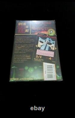 Illuminati New World Order INWO SubGenius card game SEALED NEW Made in USA