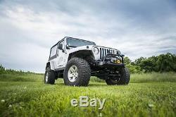 JKS Manufacturing JSPEC 3 Suspension System 1997-2002 Jeep Wrangler TJ USA MADE