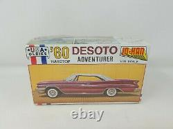 Jo-han 1960 Desoto Adventurer Hardtop USA Oldies C-4460 Factory Sealed USA Made