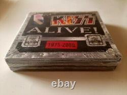 KISS Alive 1975 2000 4CD Boxset 2006 Made in USA Brand New