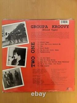 Kino. Groupa Krovi. Vinyl. LP. Factory Sealed. Made in USA. Red Wave. Rare